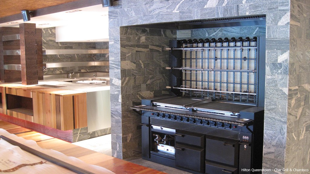 Charcoal Grill Ovens Equip Line