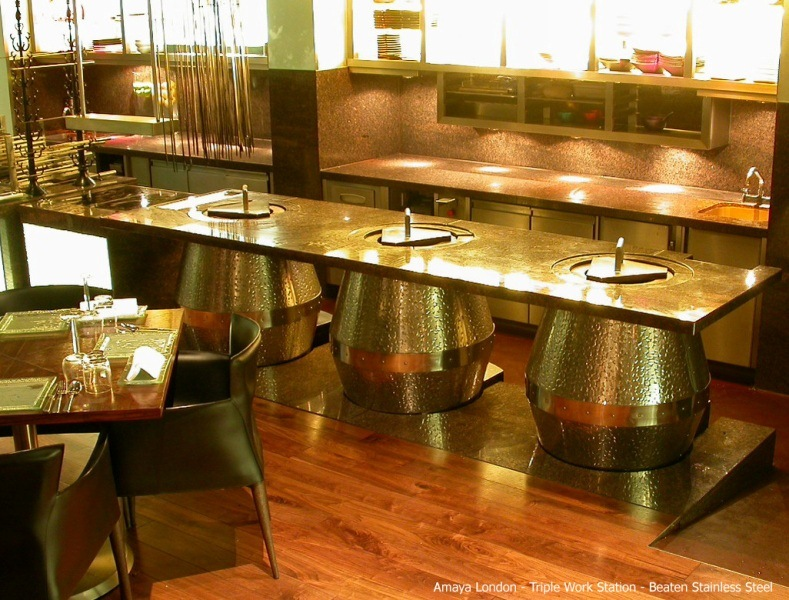 Taboon Restaurant London